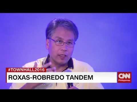 Town Hall 2016: Roxas-Robredo