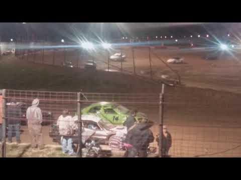 Hornet Heat 2 Fayette County Speedway 4/17/18