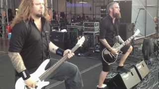 IN FLAMES - Fear Is The Weakness / ISTANBUL  07.07.2012 [ HD ]