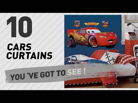 Cars Curtains Collection // Trending Searches 2017