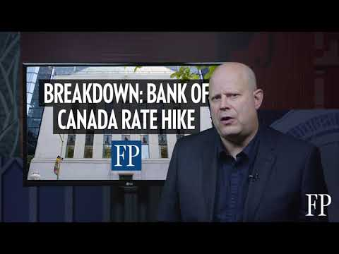 BREAKDOWN: Bank of Canada Hikes Interest Rate