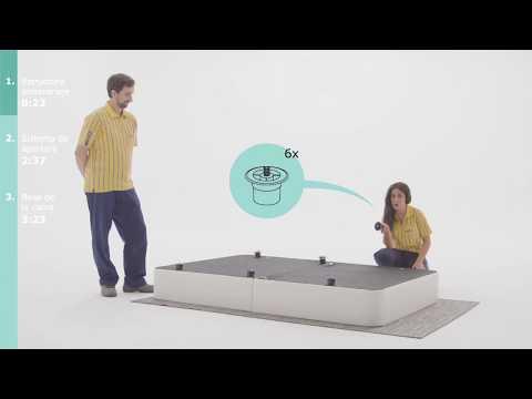 Canapé Ikea Örje Del Instrucciones Montaje Youtube De OZuTkPXi