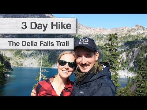 Hiking the Della Falls Trail | Strathcona Provincial Park, BC