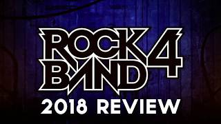rock Band 4 Review (2018)