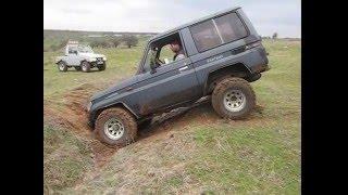 Extreme offroad, Suzuki Jimny, Suzuki Samurai, Suzuki Vitara, Toyota Land Cruiser, Daihatsu Rocky