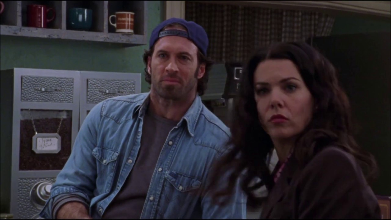 luke and lorelai dating