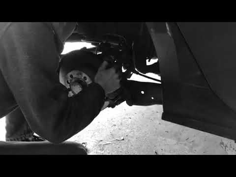GOLF 7 GTI H&R Lowering Springs installed in RaceLine tuning service Odessa