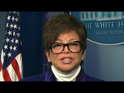 Valerie Jarrett has some advice for Democrats running in 2020