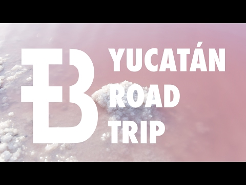 A road trip through YUCATÁN | Mexico Travel Video 2017
