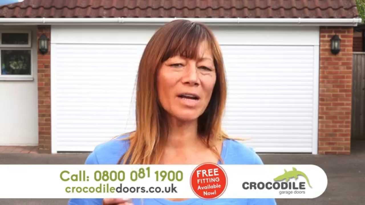 Crocodile Garage Doors  sc 1 st  YouTube & Crocodile Garage Doors - YouTube