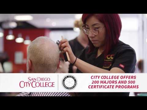 San Diego City College - Hair Dresser Campus Beauty - 15