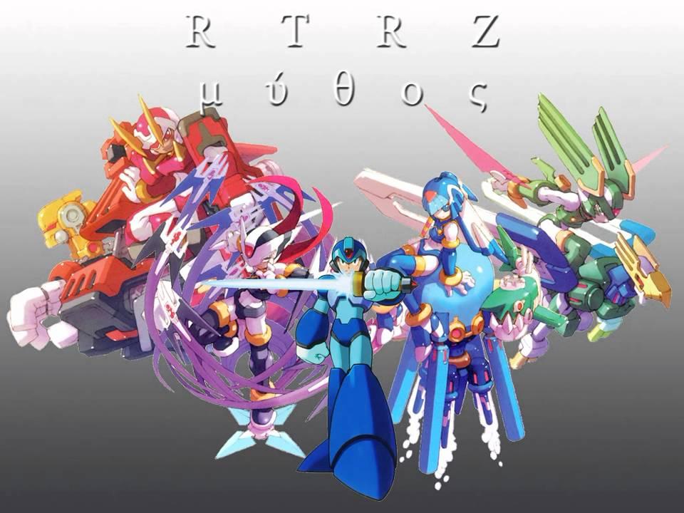 remastered tracks rockman zero mythos
