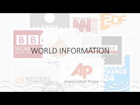 | Who is Who & What is What | World Information | News Agencies of the World |