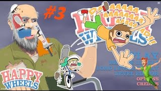 "Happy Wheels: ""Soy un desastre"" - Video Games Ix"