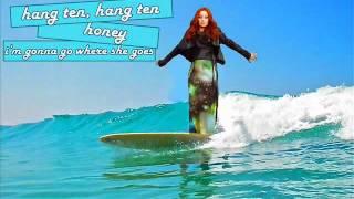 Tor Amos - Hang ten honey