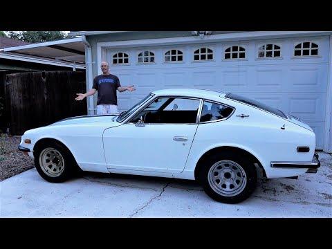 The Datsun 240Z is a Timeless Treasure (Ode to Doug DeMuro)