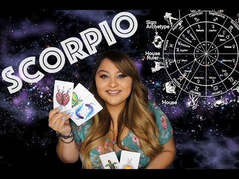 SCORPIO MID-MONTH SEPTEMBER 2018 TAROT READING