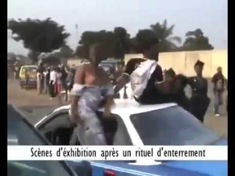 Dépravation des Moeurs à Pointe Noire au Congo-Brazza