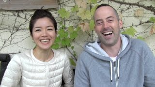 How We Handle Speaking Mistakes - Teru and Drew - International Couple - Japanese and American