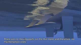 Hull Vane - Fuel Saving Foils