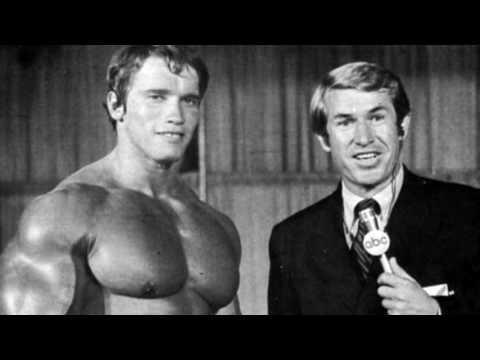 1970 Mr. Olympia – Champion Arnold Schwarzenegger