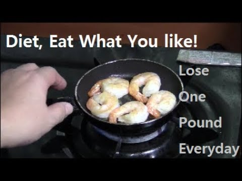 Download PalmBowl Diet, Lose weight 1 lb Everyday! Chilli Shrimp ダイエット 一日半キロ痩 チリエビ, 손사발 다이어트 반키로- 칠리새우Mukbang