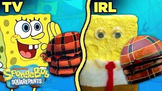 Download Krabby Patty vs. Pretty Patty IRL! 🍔   SpongeBob