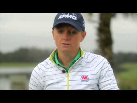 Stacy Lewis on her workout regimen
