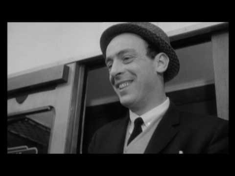 The Beatles - Hard Days Night - Train Scene [HD]