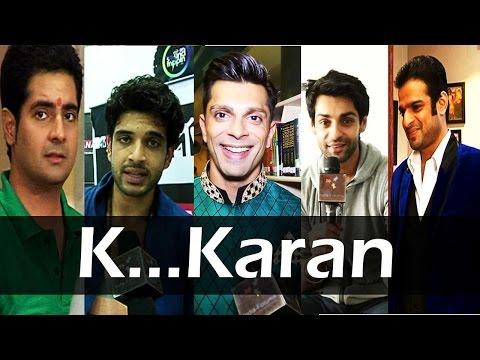 Top 5 Karan's Of Television Industry