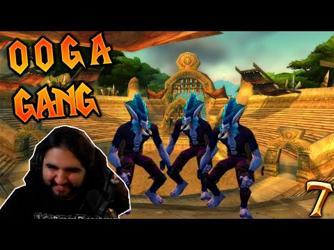 ESFAND CLASSIC WOW FART REACTION | OOGA GANG KILLS SWIFTY | Fun Daily Ep.7(Classic WoW Moments)
