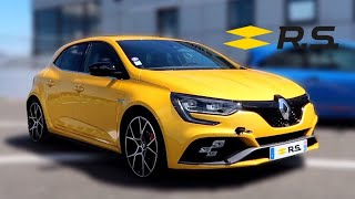 MEGANE RS TROPHY - la Reine des circuits