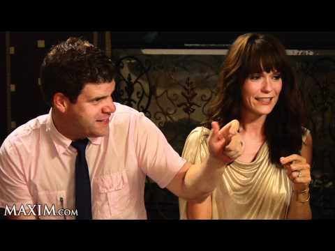 """A Drink With the Cast of """"The League"""""""