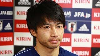 【SAMURAI BLUE in EUROPE】3/21 柴崎岳「個人、チームともに結果を残したい。その先にワールドカップがある」 柴崎岳 動画 29