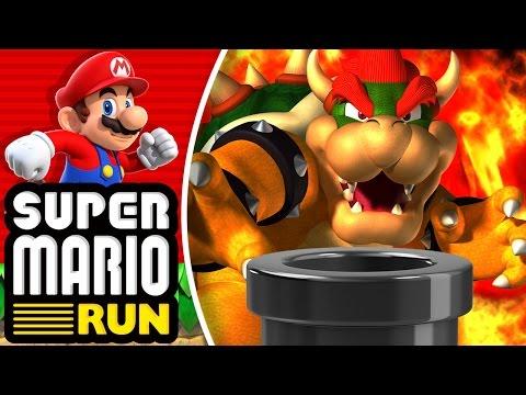 ¡La tuberia del mal! - Super Mario Run