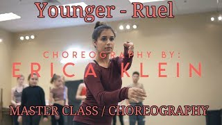 Ruel - Younger | Dance Choreography by Erica Klein | Xtreme Dance Force Master Class