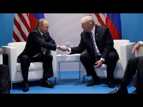 Image result for Images of Donald Trump with Vladimir Putin