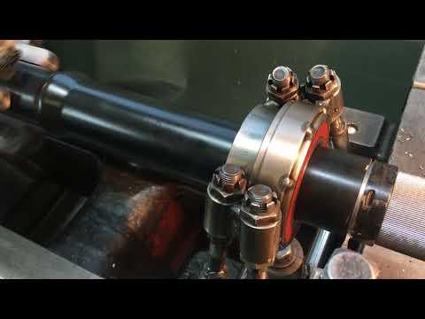 Правильный ремонт амортизаторов ML/GL 164-166 основная проблема!