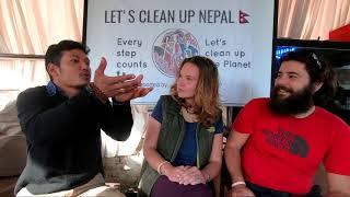 Let& 39 s clean up Nepal 19 01 2019 Buddha Stupa