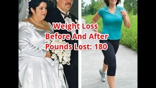 Weight loss before And After Pictures #1