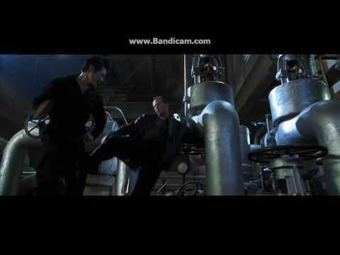 The One - jason statham vs Jet Li Fighting Part 2
