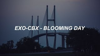 EXO-CBX (첸백시) '花요일 (Blooming Day)' Easy Lyrics