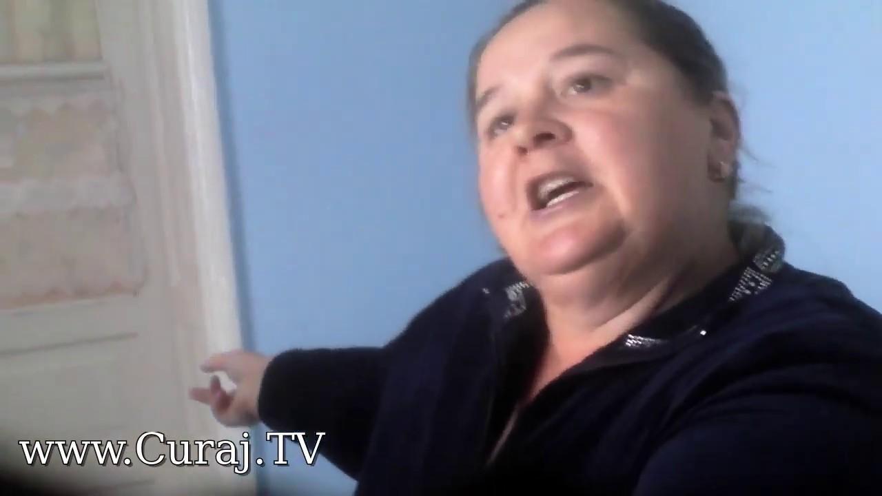 Agresat în casă de cumnata furioasă (cu poliţia la poartă) - Curaj.TV