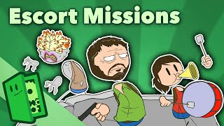 Escort Missions - Dragging Dead Weight - Extra Credits