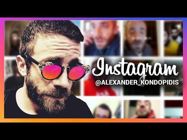 alexander_kondopidis Instagram compilation