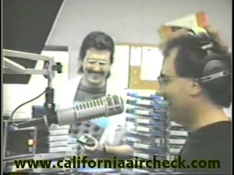KAYI Tulsa ANDY BARBER 1988  California Aircheck Video