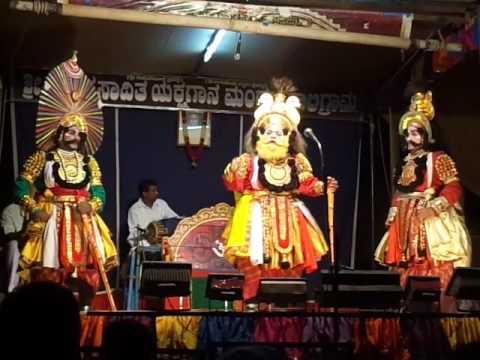 Yakshagana - Bheeshma Parva - Hebri - Yaji - Rajesh - Chandrahasa - Moodkani