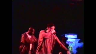 """Kick the Bobo"" (live) - Prime Minister Pete Nice and DJ Daddy Rich 1993 live"