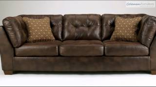 Frontier  Canyon Sectional Living Room Collection From Signature Design By Ashley