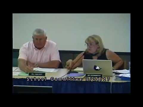 School Committee Meeting 8/24/17